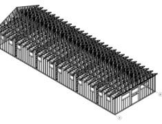 Склады и ангары— 3D модель— 02