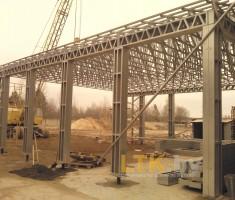 Строительство склада из ЛСТК— 04