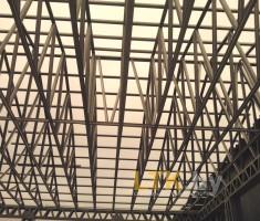 Строительство склада из ЛСТК— 05