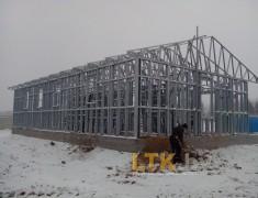 Админ. -бытовое здание Илмакс— 01