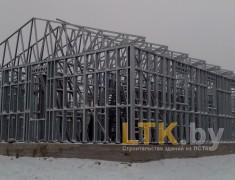 Админ. -бытовое здание Илмакс— 02