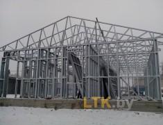 Админ. -бытовое здание Илмакс— 03