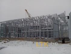 Админ. -бытовое здание Илмакс— 05