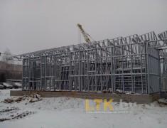 Админ. -бытовое здание Илмакс— 06
