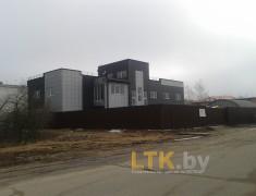 Админ. -бытовой комплекс АлексСтрой— 022