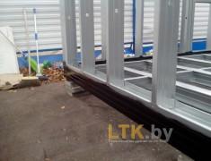Каркас кафе из ЛСТК, ул. Казинца— 012