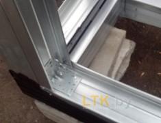Каркас кафе из ЛСТК, ул. Казинца— 03