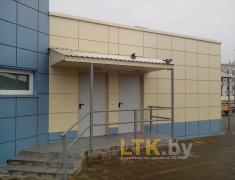 Кассовый павильон, г.Минск (Инстутут культуры)— 03