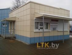 Кассовый павильон, г.Минск (Инстутут культуры)— 08