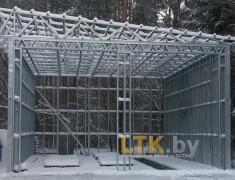 Строительство СТО— 01