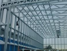 Строительство СТО под длиномер— 01