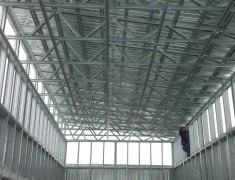 Строительство СТО под длиномер— 06