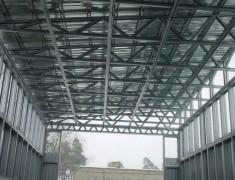 Строительство СТО под длиномер— 07