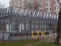 Строительство магазина 777— 014