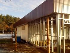 Строительство магазина 777— 021