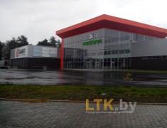 Строительство магазина БЕРЕЗКИ, г.Светлогорск— 011