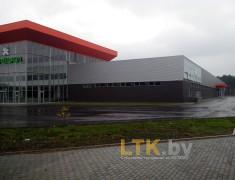 Строительство магазина БЕРЕЗКИ, г.Светлогорск— 012