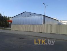 Строительство магазина БЕРЕЗКИ, г.Светлогорск— 03