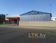 Строительство магазина БЕРЕЗКИ, г.Светлогорск— 04