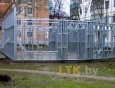 Строительство магазина ОПТИКА, г.Светлогорск— 01