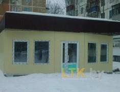 Строительство магазина ОПТИКА, г.Светлогорск— 011