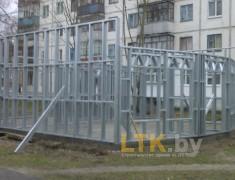 Строительство магазина ОПТИКА, г.Светлогорск— 02