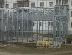 Строительство магазина ОПТИКА, г.Светлогорск— 04