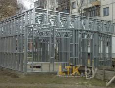 Строительство магазина ОПТИКА, г.Светлогорск— 05