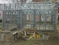 Строительство магазина ОПТИКА, г.Светлогорск— 06