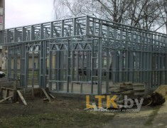 Строительство магазина ОПТИКА, г.Светлогорск— 07