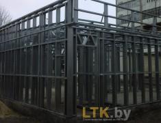 Строительство магазина ОПТИКА, г.Светлогорск— 08