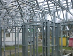 Строительство магазина ОПТИКА, г.Светлогорск— 09