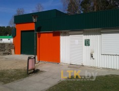Строительство мини СТО и магазина— 015