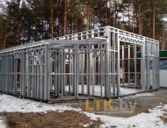 Строительство мини СТО и магазина— 04