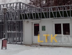 Строительство мини СТО и магазина— 07