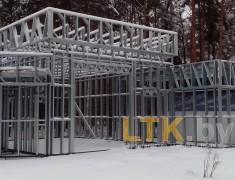 Строительство мини СТО и магазина— 08