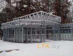 Строительство мини СТО и магазина— 09