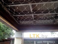 Навес летнего кафе Хуторок— 016