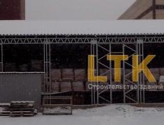 Складской навес Илмакс— 05